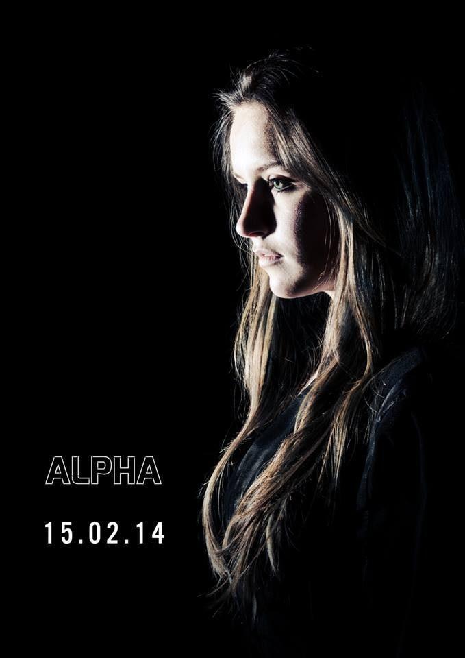 Alpha Filmposter met Felicia